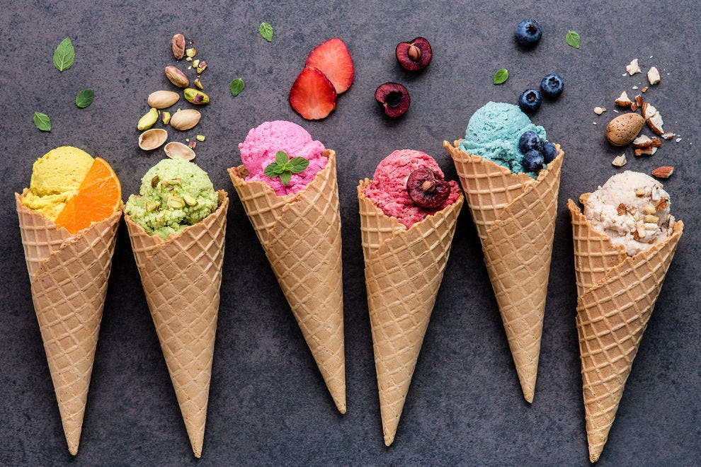 ice cream park city